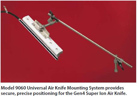 super air Knife Mounting System