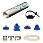 In-Line E-Vac Low Vacuum Kit (Porous)