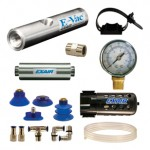 In-Line E-Vac Low Vacuum Deluxe Kit (Porous)
